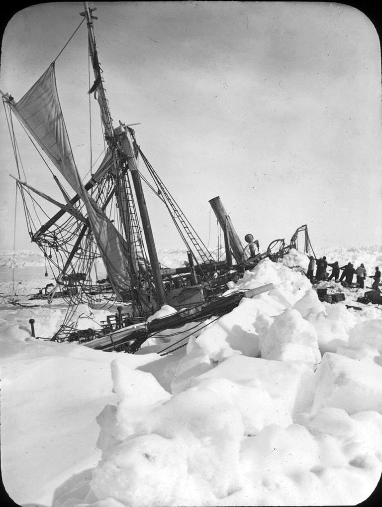 shackletons lost ship endurance - 768×754