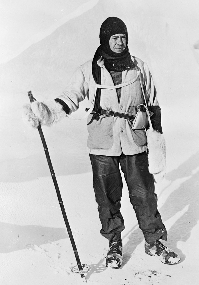 Antarctic Clothing - Robert Falcon Scott
