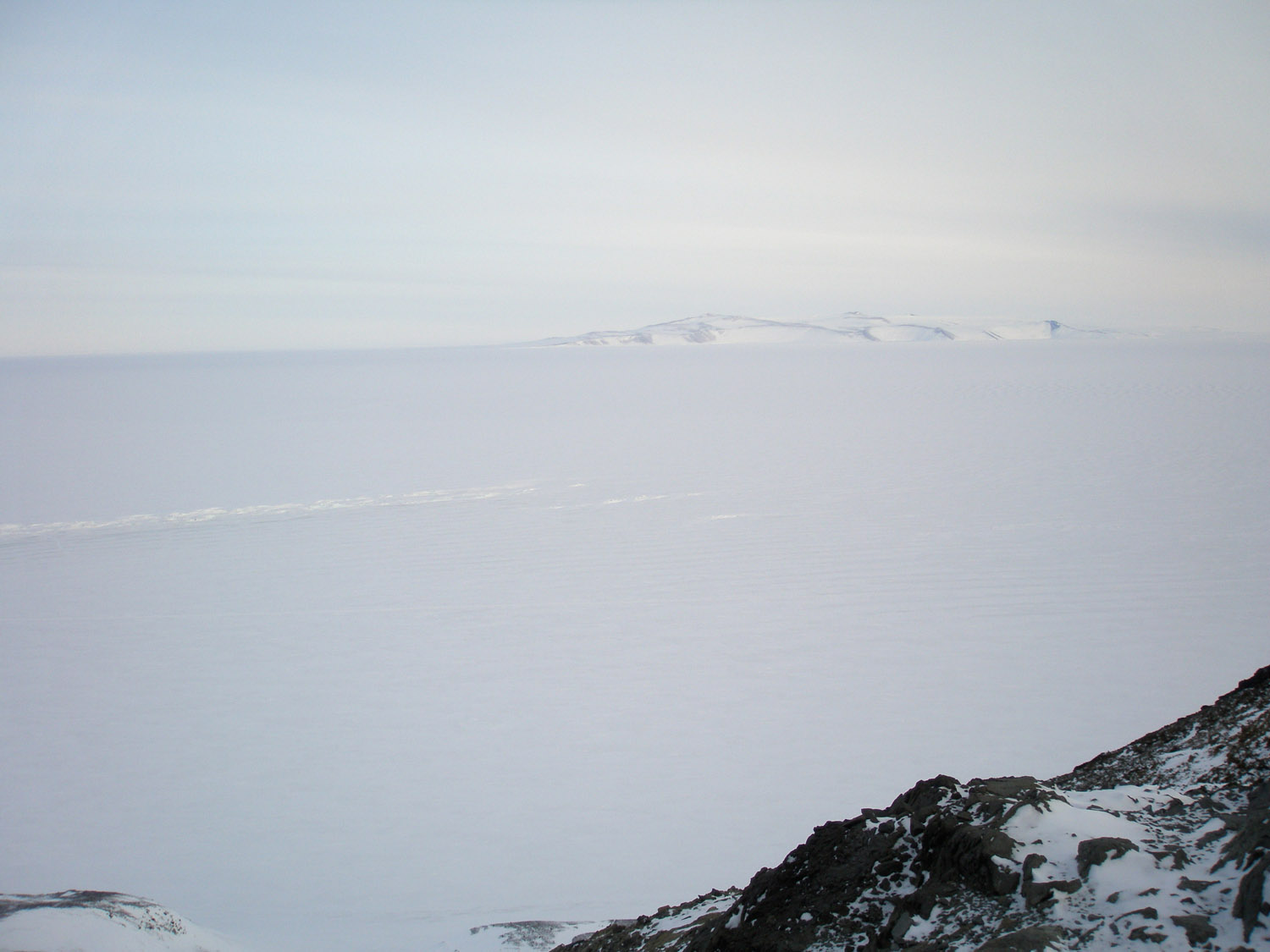 White Island from McMurdo