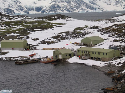 The Base in 2003
