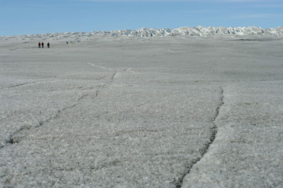 Icecap / Ice sheet 1 - East Greenland