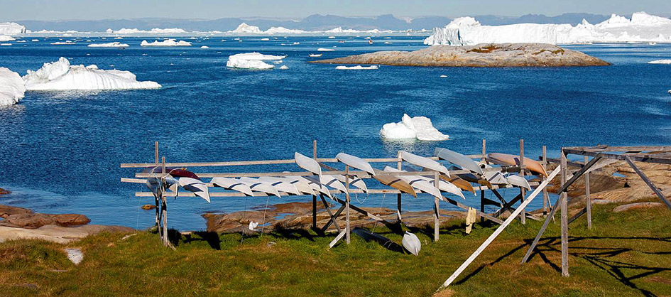 holiday in greenland
